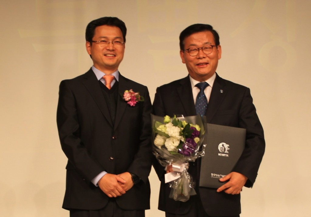2015방송기술대상 특별상 수상